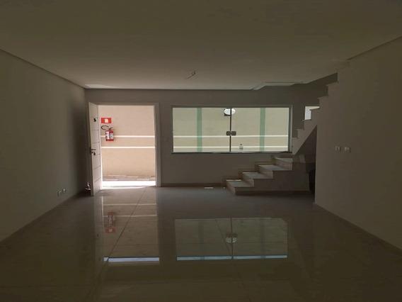 Sobrado Novo Em Condominio Fechado Com 01 Vaga De Garagem - Vila Quitauna - 11519