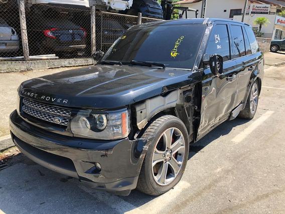 Sucata Range Rover Sport 5.0 V8 Gasolina 2010 Venda De Peças