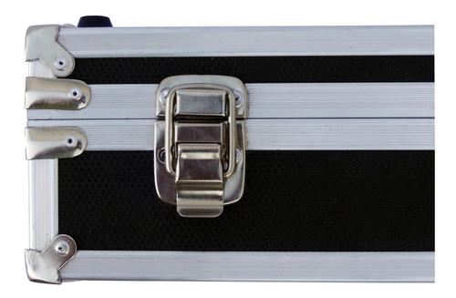 Imagem 1 de 5 de Hard Case Pedais Pedal Pedaleira 70x40x10cm Black Friday
