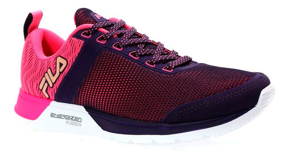Tênis Feminino Footwear Women Roxo Fila 750085
