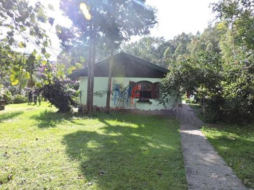 Imagem 1 de 30 de Ref 8611 - Lindo Sítio Para Venda Bairro Centro De Piranguçu Pertencente A  Mg , A 15 Km Centro Turisitco De Capivari  3 Dorm, 1 Suíte, 500 M2 - 8611