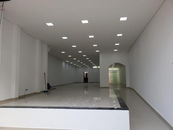 Salão À Venda, 360 M² Por R$ 1.990.000 - Mooca - São Paulo/sp - Sl0111