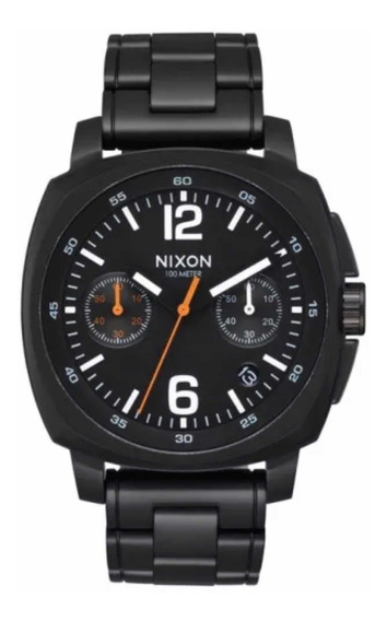 Relógio Nixon Charger Chrono A1071 001-00 All Black