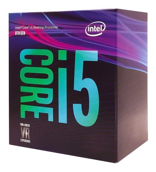 Processador Intel Lga 1151 Core I5-8400 2.80ghz 9mb