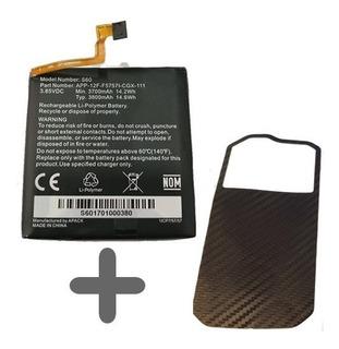 Bateria Caterpillar S60 Para Cat S60 3800mah Original + Skin