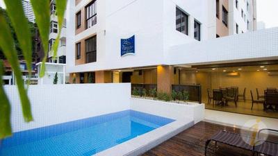 Flat Com 2 Dormitórios À Venda, 45 M² Por R$ 360.000 - Fl0091