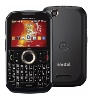 Rádio Nextel Iden Motorola I485 Câmera 2.0 Mp Gps Bluetooth
