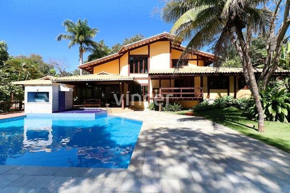 Sobrado - Residencial Aldeia Do Vale - Ref: 518 - V-518