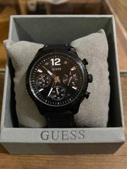 Reloj Guess 100% Original Negro