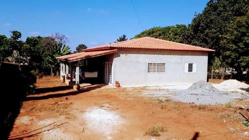 Chácara A Venda No Bairro Monte Bianco Em Araçoiaba Da Serra - Sp - 1213