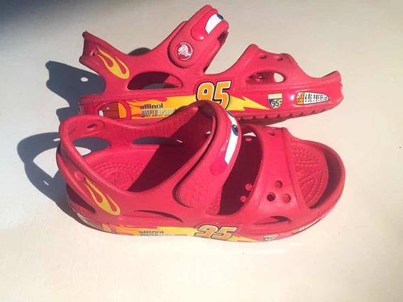 Crocs Crocband Sandal Kids Cars