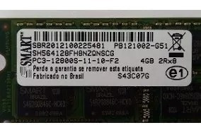 2 Memorias 4gb Ddr3 Pc3-12800s Macbook Pro - Dual Channer