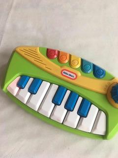 Little Tikes Teclado 5 Melodías Distintas