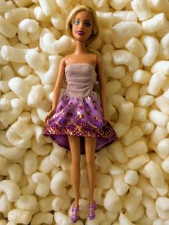 Barbie Rubia Articulada - Usada