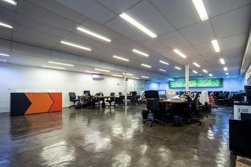 Imagem 1 de 20 de Sala Para Alugar, 300 M² Por R$ 22.000,00/mês - Jardim Paulistano - São Paulo/sp - Sa0483