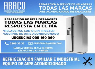 Reparacion Y Service De Heladeras Todas Las Marcas