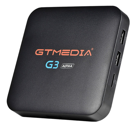 Tv Box Gt Media G3 Alpha Android Wifi Bluetooth