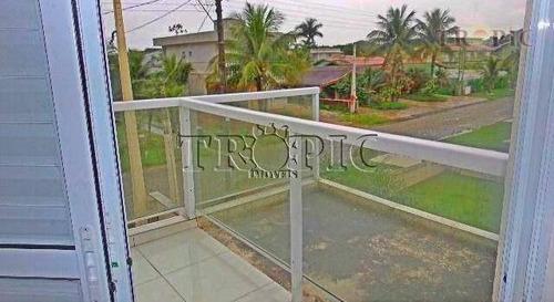 Casa Com 3 Dormitórios À Venda, 190 M² Por R$ 750.000,00 - Morada Da Praia - Bertioga/sp - Ca0171