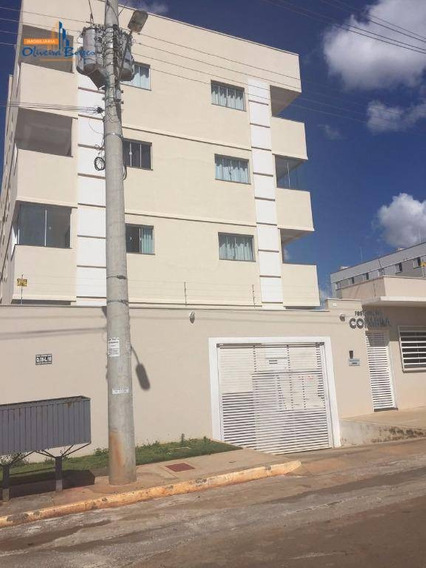 Kitnet Com 1 Dormitório À Venda, 23 M² Por R$ 110.000 - Cidade Universitária - Anápolis/go - Kn0015