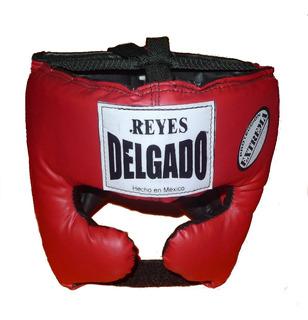 Careta De Pomulos Para Box Marca Reyes Delgado.