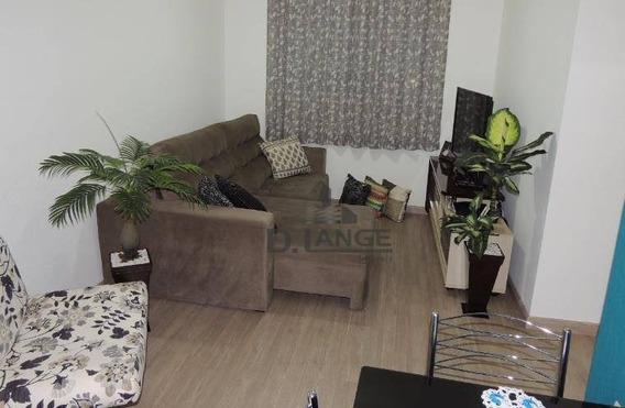 Apartamento Residencial À Venda, Jardim Paulicéia, Campinas. - Ap16552