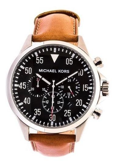 ***** Relógio Michael Kors Mk 8333 Pulseira Marrom *****