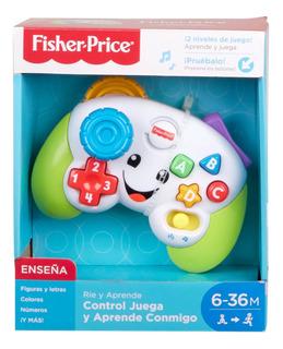 Fisher-price, Control Juega Y Aprende