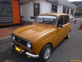 Renault R4 R4 Mt 1100cc