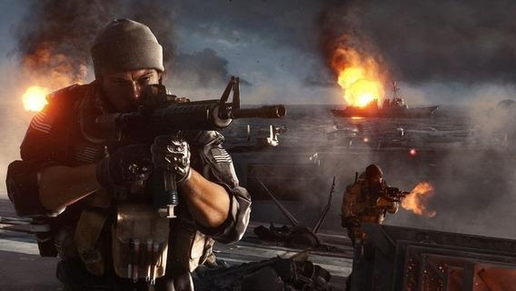 Jogo Da Ea Games Novo Lacrado Battlefield 4 Playstation 4