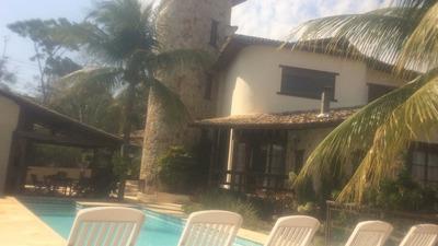 Casa Em Pendotiba, Niterói/rj De 635m² 3 Quartos À Venda Por R$ 1.100.000,00 - Ca216174
