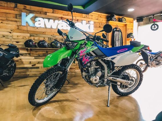 Kawasaki Klx 250 Retro Edition - Potenza