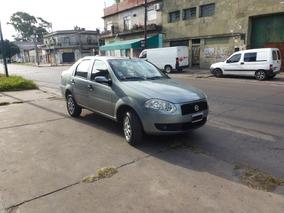 Fiat Siena El 1.4 2010 Con Gnc