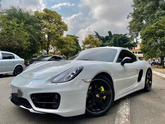 Porsche Cayman 2.7 I6 24v Gasolina 2014