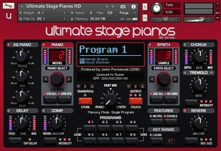 Ultimate Stage Pianos Hd (kontakt)