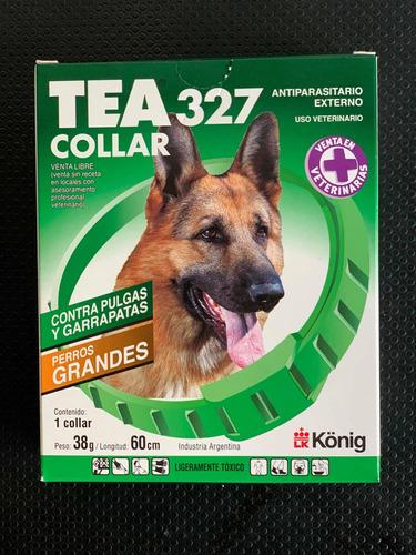 Collar Antipulgas Y Antigarrapatas Tea327