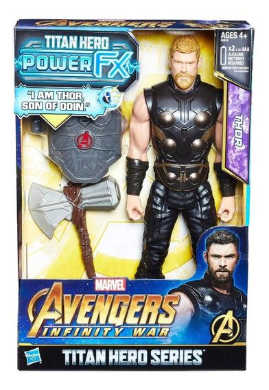 Hasbro Marvel Avengers: Infinity War - Titan Fx Thor