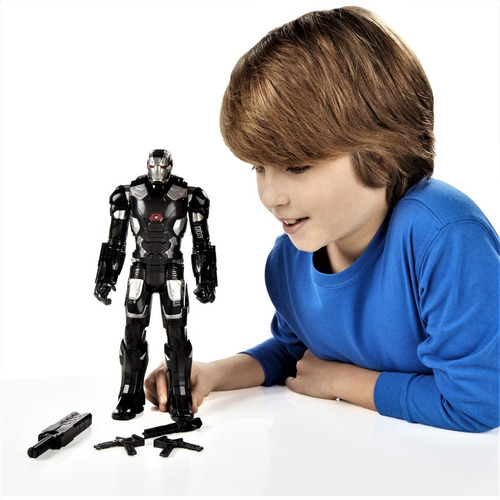 Marvel's Titan Hero Series War Machine Electronic - 30 Cms
