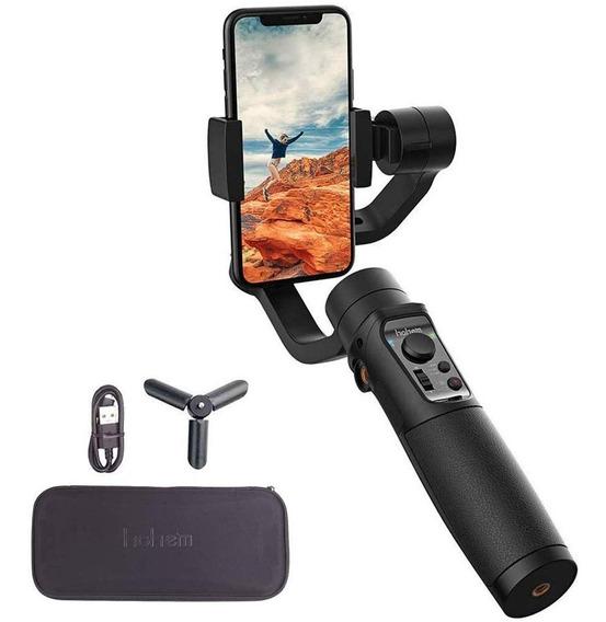 Gimbal Estabilizador Mobile+ Para Celular Smartphone 3 Eixos