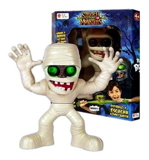 Muñecos Del Terror Stretch Monster Graba Se Estira Top Toys