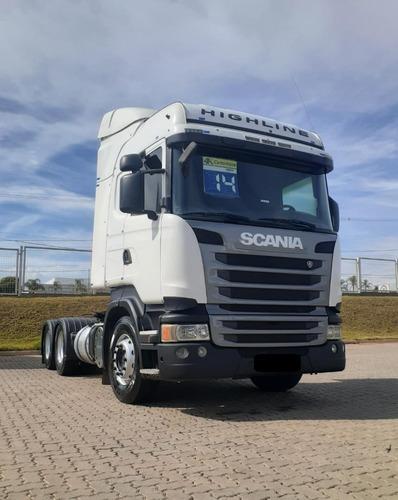 Scania R440 6x4 Highline