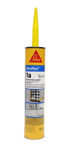 Imagen 1 de 1 de 2 Piezas De Sikaflex 1a Const Sealant Blanco 300ml.