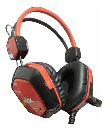 Imagen 1 de 7 de Auriculares Gamer Microfono Pc Noga Stormer St Hex Headset