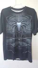 93ee537a7 Camisa Vingadores Homem Aranha Manga Curta 3d - Marvel Venom