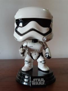Funko Pop Stormtropper First Order Star Wars 100% Original!!
