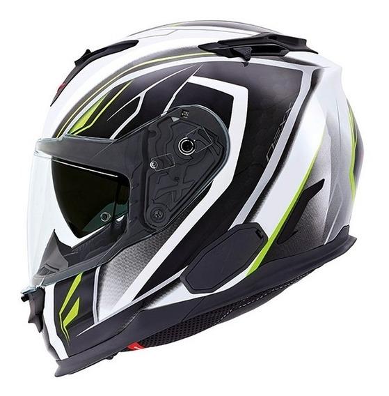 Casco Integral Nexx X.t1 Hunter Neon Gr
