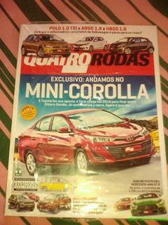 *jl Revista Quatro Rodas Outubro De 2017 Ed.700 (lacrada)*