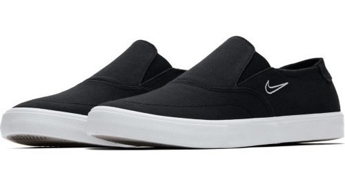 Tênis Nike Portmore Ii Slip-on Ah3364-001 Original
