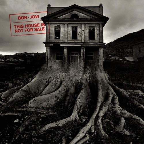 Cd Bon Jovi This House Is Not For Sale Nuevo Musicanoba