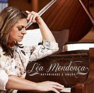 Cd Léa Mendonça - Autoridade E Unção M4 &