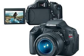 Câmera Semi-profissional Canon T3i